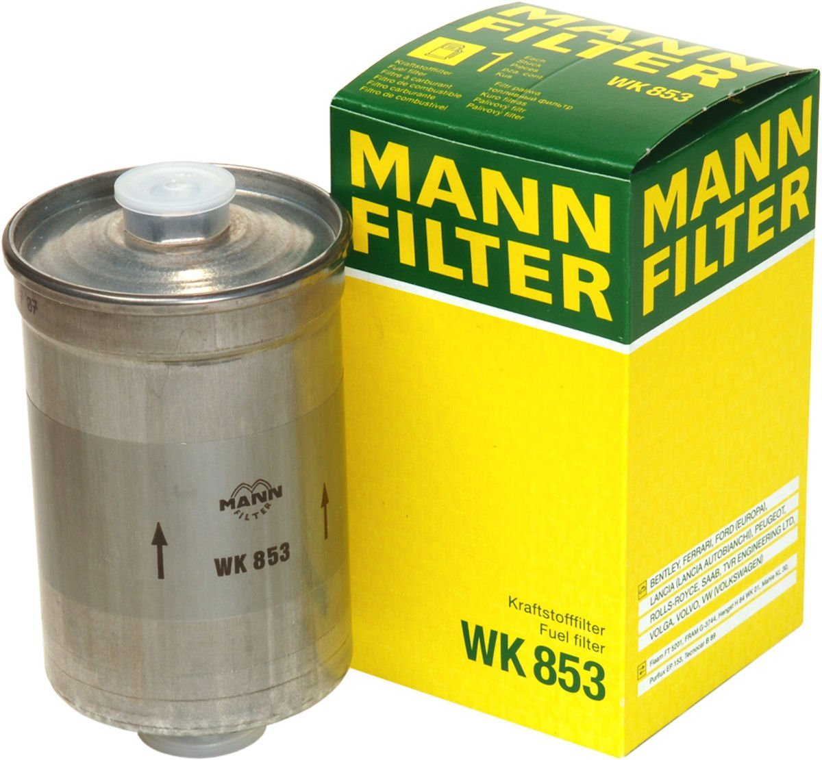 Product Center Autech Filters Daf Filteriveco Filterbenz Filter King Fuel Mann Wk853